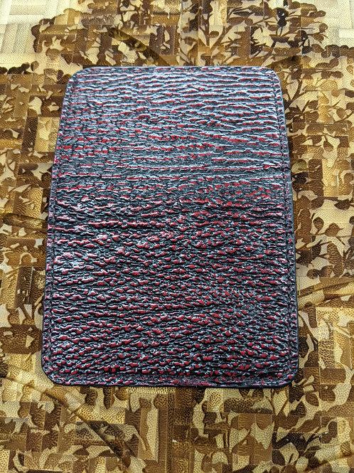Rock and Roller Red Shark 4 Pocket Wallet