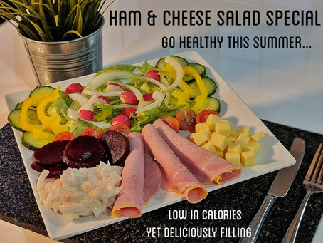 'Ham & Cheese Salad Summer Special'