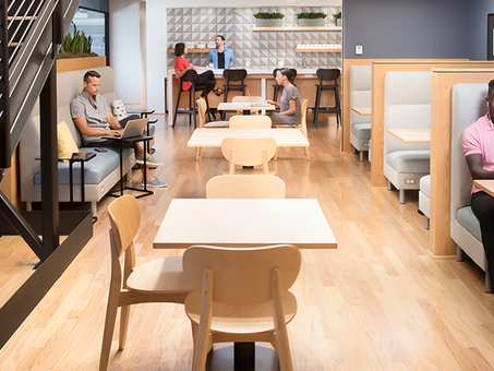 Coworking Spaces Are Gaining More Popularity