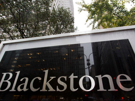 Blackstone earnings are up despite commercial real estate woes