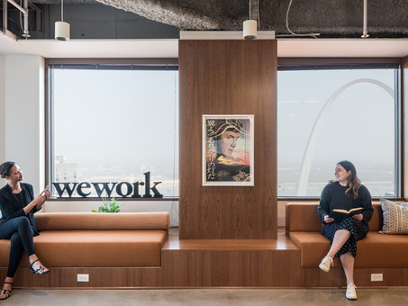 WeWork In The Covid And Post-Covid Coworking Race