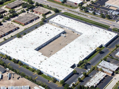 Chicago In Focus, As Industrial Becomes Real Estate's New Darling