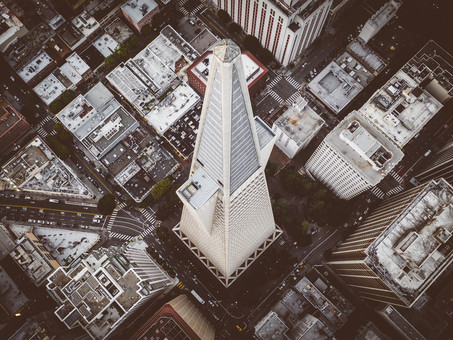 San Francisco's iconic Transamerica Pyramid sells for $650M, the largest US commercial real estate
