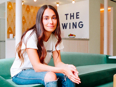 Audrey Gelman apologizes for leadership mistakes at The Wing after months of 'inward' reflection