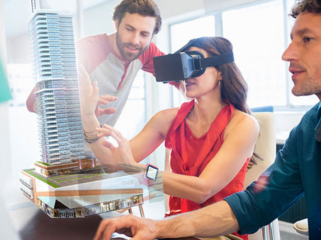 Importance of tech in the real estate & construction industry