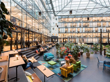 Forecasting the Future of Coworking Spaces