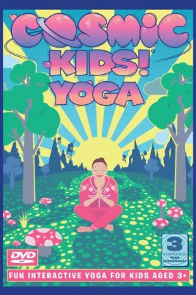 Cosmic Kids Yoga DVD Series 1