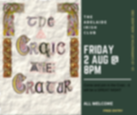The Craic and the Cratur 2 Aug 2019.png