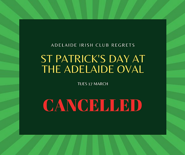 St PATRICK'S DAY AT THE ADELAIDE OVAL.pn