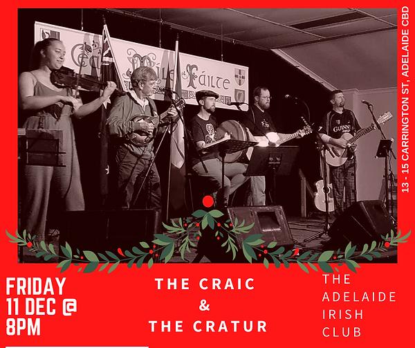 Craic and the Cratur December.png