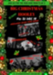 Updated 11 Dec 18. BIG CHRISTMAS HOOLEY.