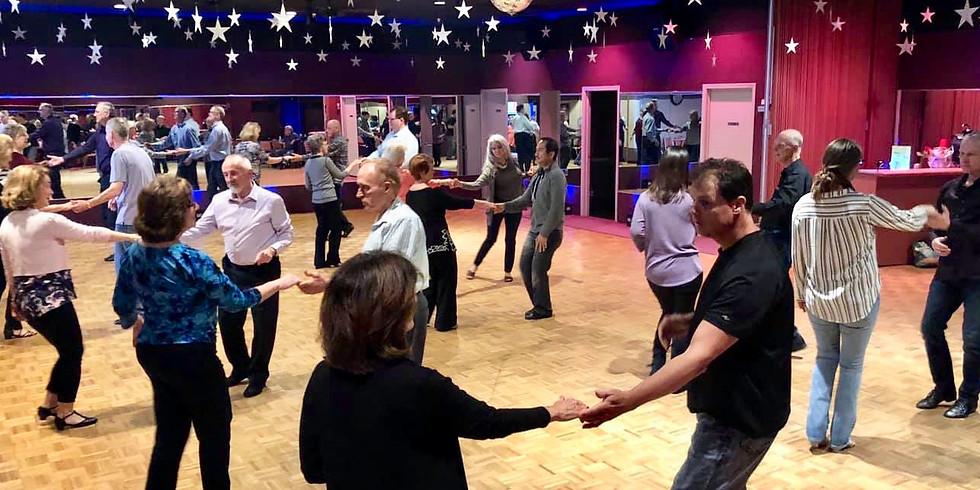 Ballroom & Latin Senior Class (w/practice)