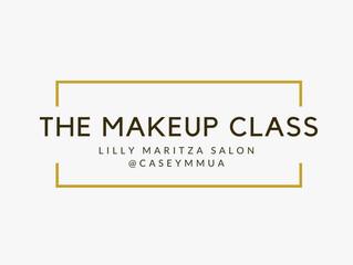 Makeup Classes Available! Register Now!