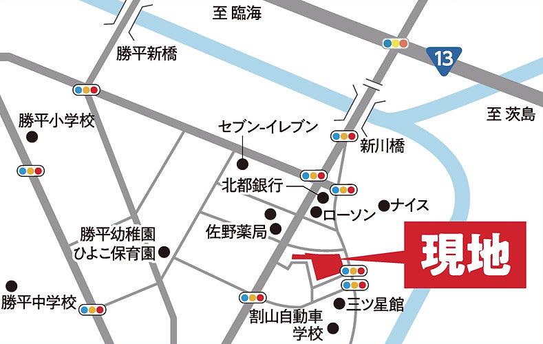 サニータウンモデルハウス 地図.jpg