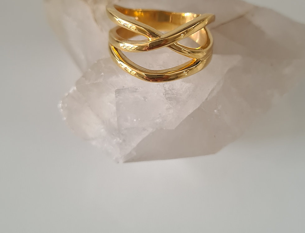 Ring- Gold Twist