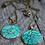 Thumbnail: Necklace - Handmade Unique Copper Pattern