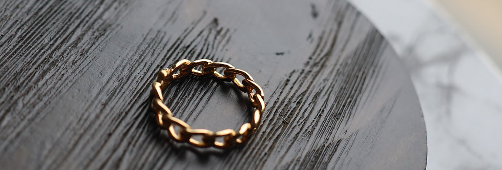 Chain Link Ring