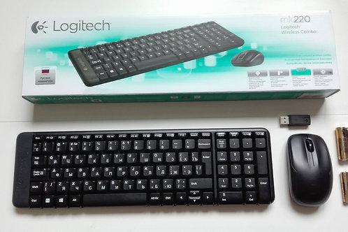 Комплект Logitech Combo MK220 (920-003169)