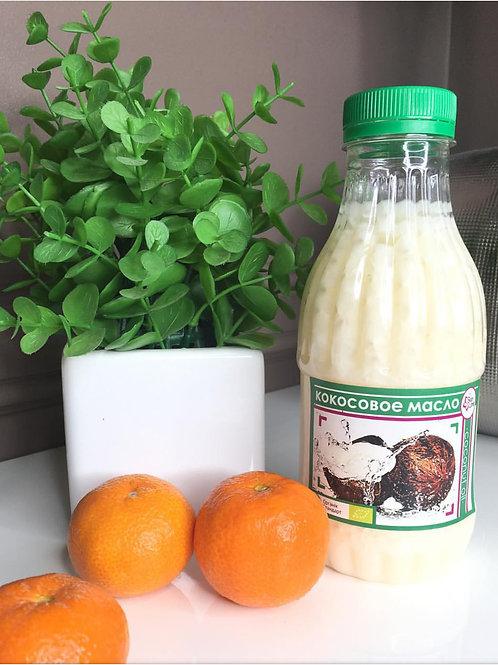 Кокосовое масло, нерафинированное, skine line, 300мл