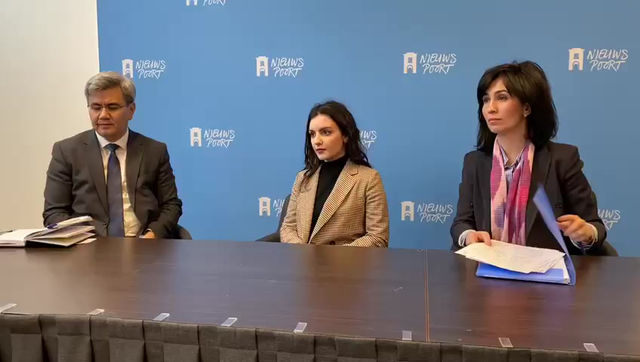 An Interview withDiplomats from Uzbekistan