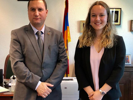 Interview with His Excellency Tigran Balayan, Ambassador of the Republic of Armenia