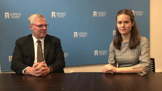 An Interview with the Israeli Ambassador