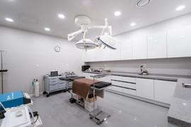 수술실 (부분마취, 척추마취)