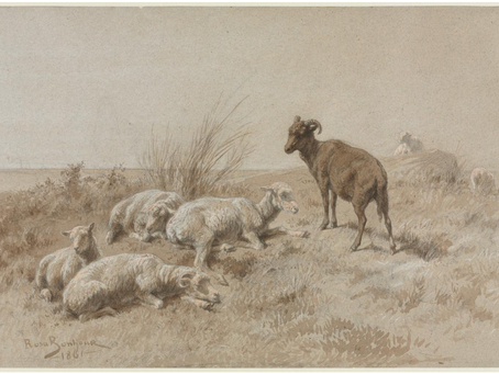 A Sin and A Secret: Stealing Sheep and Lamb's Wool