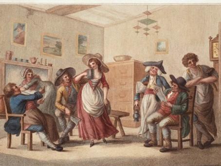 Tavern Tales: 1708 Letter