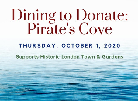 Dining to Donate: Pirate's Cove