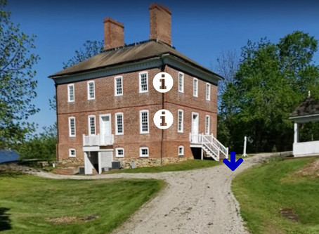 Virtual Tour of the William Brown House