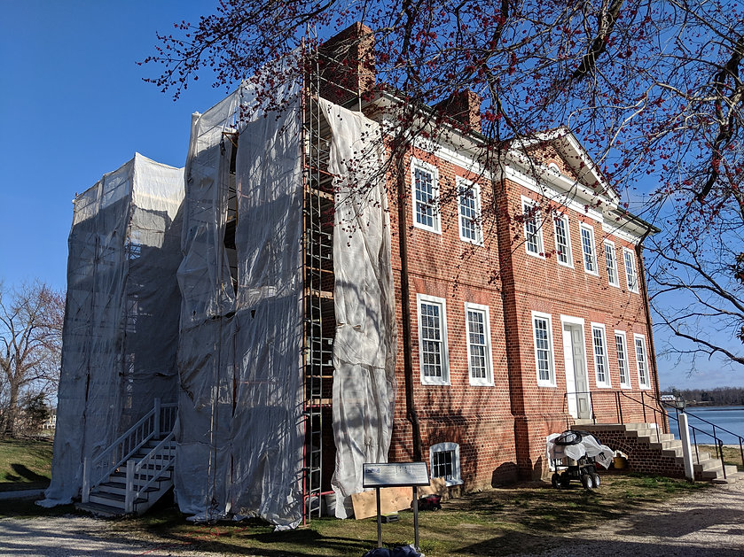William Brown House with Scaffolding.jpg