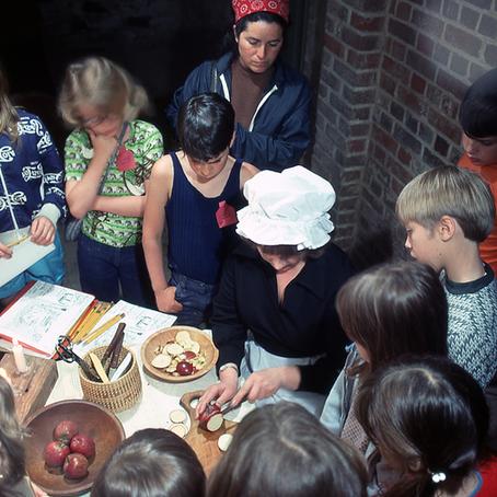 50th Anniversary Post: 5 Decades of School Programs