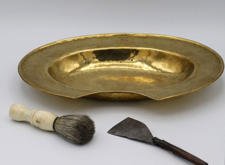 Object Highlight: Colonial Shaving Set