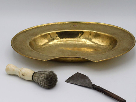 Object Highlight: Colonial Shaving Set