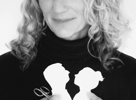 Community Connections with Lauren Muney, Historic Silhouette Artist