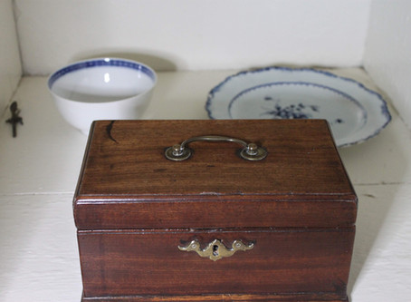 Object Highlight: Tea Caddy