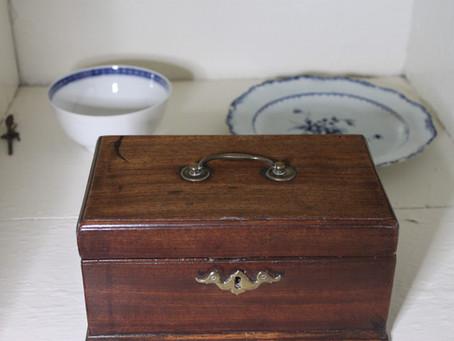 Object Highlight: Tea Caddy