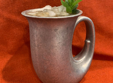 NEW OCTOBER DATE ADDED! Colonial Cocktails: Fish House Punch and Mint Julep