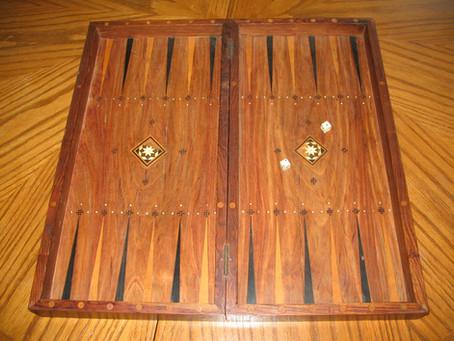 Object Highlight: Backgammon