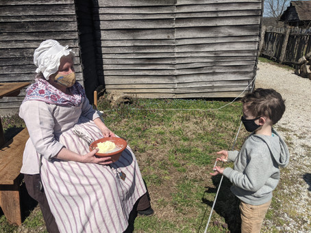 Bay Weekly Article: Colonial Maryland's Complicated History