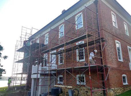 "William Brown House - Windows' ""Surprise"""