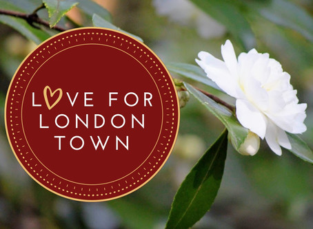 One Month until Love for London Town Online Auction!