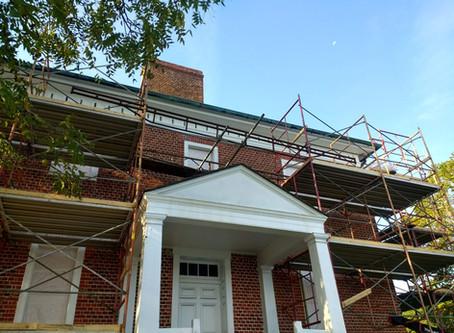 William Brown House - Porches