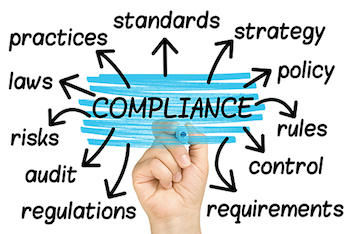 Blockchain, a Facilitator of Compliance… and Accountability?
