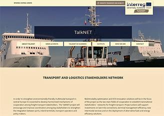 talknet webstranka print screen ilustrac