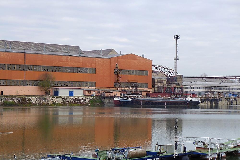 Verejné prístavy a.s., verejné prístavy, public ports, Komárno, Master plan