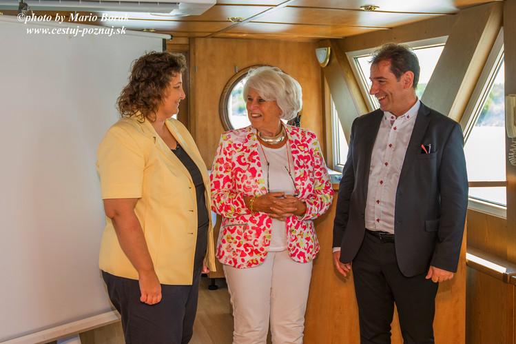 Verejné prístavy Master Plan Komárno Joint Working Group Meeting 2018