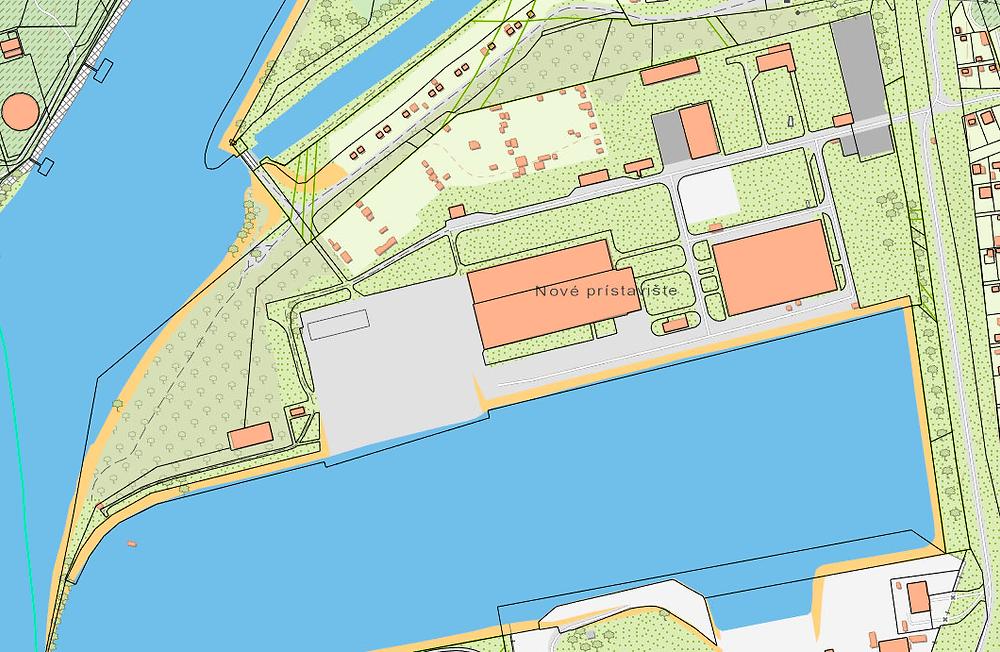 Verejné prístavy a.s., verejné prístavy, public ports, Bratislava