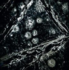 3_2 소리를본다 청학동가는길 알루미늄에혼합 122x122 2019 -